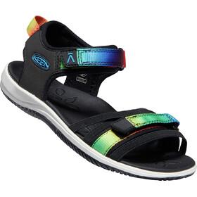 Keen Verano Sandals Kids, black/original tie dye